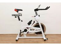JLL Fitness Ltd IC300 Exercise Bike - Ex Showroom Model Collection Only - REDUCED PRICE