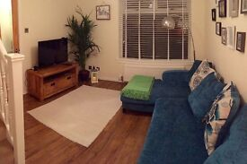 One bedroom main door house in a quiet residential area. 4 miles from City Centre. Private parking