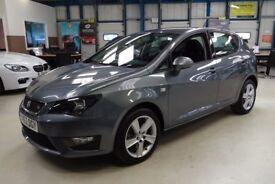 SEAT Ibiza CR TDI FR (grey pirineos) 2013