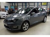 SEAT Ibiza CR TDI FR (grey pirineos) 2013