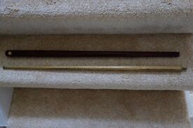 Cue Craft two piece snooker cue - EXCELLENT CONDITION
