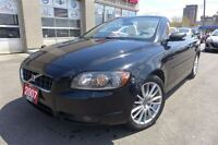 2007 Volvo C70 T5 MANUAL,CONVERTIBLE, NO ACCIDENTS