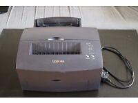 Lexmark E323 Monochrome Printer