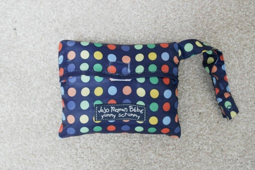 ab6775aedb JoJo Maman Bebe Clean Pack-away Pocket Highchair - Used   in ...