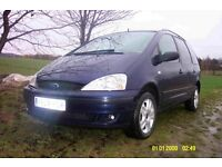 SOLD SOLD SOLD Ford Galaxy 1.9 TDI low mileage very good VW engine & gearbox