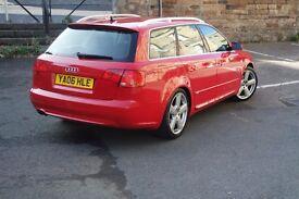 Audi A4 Avant Sline 2.0TDI - Full MOT with no Advisories