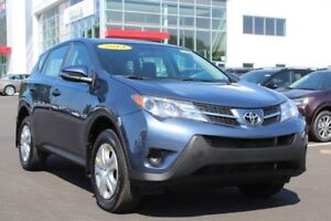 2013 Toyota RAV4 LE ONLY $150 BIWEEKLY WITH $0 DOWN!