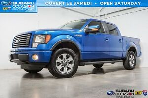 2011 Ford F-150 FX4 MAGS/TOIT OUVRANT/BLUETOOTH
