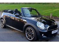 Mini Cooper S Cabriolet Auto Leather Bluetooth Heated Seats Cruise Control 12 mths Service & MOT