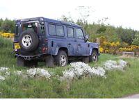 Land Rover DEFENDER 110 2.5 TD5 XS Station Wagon 5dr