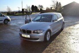 2007/2008 BMW 116i 1 Series 1.6 Petrol **FULL SERVICE HISTORY**