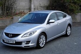 MAZDA 6 2.O D 140 TS2 (NEW SHAPE)EXCELLENT CONDITION