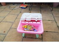 Childs Sand pit