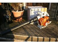 Petrol Stihl BG56 2015 hand held garden blower Excellent condition very little private use