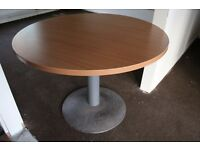 Round office table GREAT CONDITION