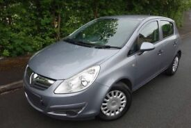 2008 Vauxhall Corsa 1.3 CDTI 'Ecoflex' £30 TAX, 60MPG, CHEAP INSURANCE, 1 OWNER FULL SERVICE HISTORY