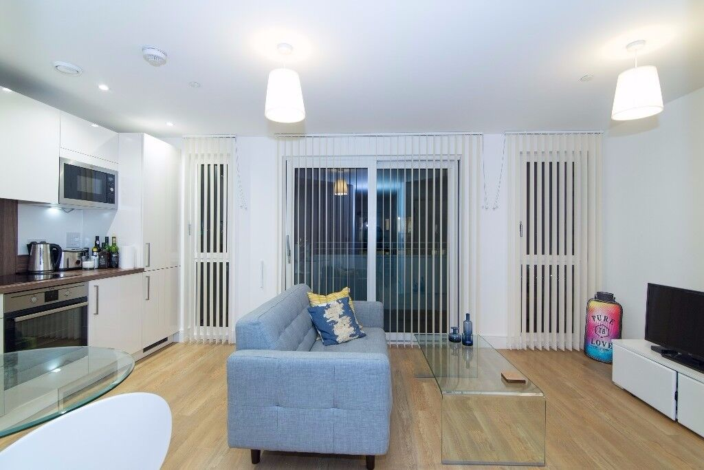 Modern & spacious studio suite is coming in December - Ivy point E3 E15 E20 + free GYM & Balcony JS