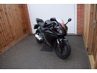 Yamaha yzf r125 (Delivery Available)