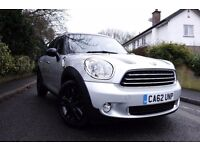 BMW Mini Cooper Countryman 1.6D leather heated seats FBMWSH