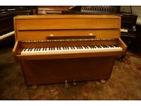 Zender small upright piano - Tuned & UK delivery available