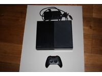 XBOX ONE 500GB (boxed) with CONTROLLER and 6 GAMES