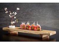 Sushi Chefs Required for High End Japanese Restaurant