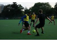 Players Wanted WOOD GREEN ¦ Join our social FOOTBALL games