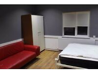 Studio Flat All inclusive (£500-550 All Bills) 5 min walk to Manchester Victoria