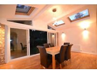 Beautiful five bedroom detached house with garden in Isleworth