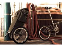 BikeHod bicycle trailer for hire