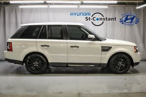 2011 Land Rover Range Rover Sport HSE LUXARY GPS, 4X4, BLUETOOTH