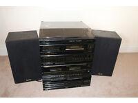 Sanyo Hi-Fi Stereo System