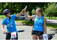 Photography Volunteer needed for Pedal for Parkinson's Stratford upon Avon