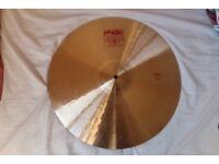 """Paiste 2002 """"22"""" Ride Cymbal"""