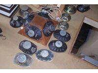 """9"""" x 6"""" speakers 8 ohm"""