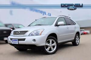 2008 Lexus RX 400h DVD PLAYER AND TV - BACKUP CAMERA - SUNROOF
