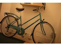 Ladies Bobbin 7 Speed Hybrid Bike (Size 46CM/M)