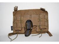TMC Tactical Gear Airsoft Paintball Multicam Cordura Chest Organiser Ammo Pounch