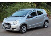 *Beautiful*2011 Suzuki Alto SZ2 5dr 1.0, 19,000 Miles, FSSH, £20 Road Tax, 12 Months Warranty