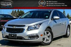 2015 Chevrolet Cruze 2LT|Sunroof|Bluetooth|Backup Cam|Leather|He