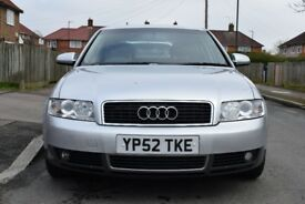 Audi A4 1.9 TDI Sport ,130 bhp,6 Speed Manual