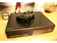 Xbox One 500GB boxed