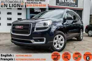 2015 Gmc Acadia 4WD SLE AWD | 7 PASSAGERS | BLUETOOTH | MAGS |