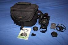 Complete Canon 400D Camera Kit, ready to go. Eight Mile Plains Brisbane South West Preview