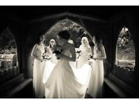 Professional, experienced London based wedding photographer offering affordable packages