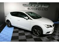 2013 SEAT LEON 1.6 TDI SE BLACK PACK STYLE 105 BHP (FINANCE AND WARRANTY)