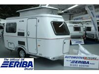 2014 Eriba Familia 320