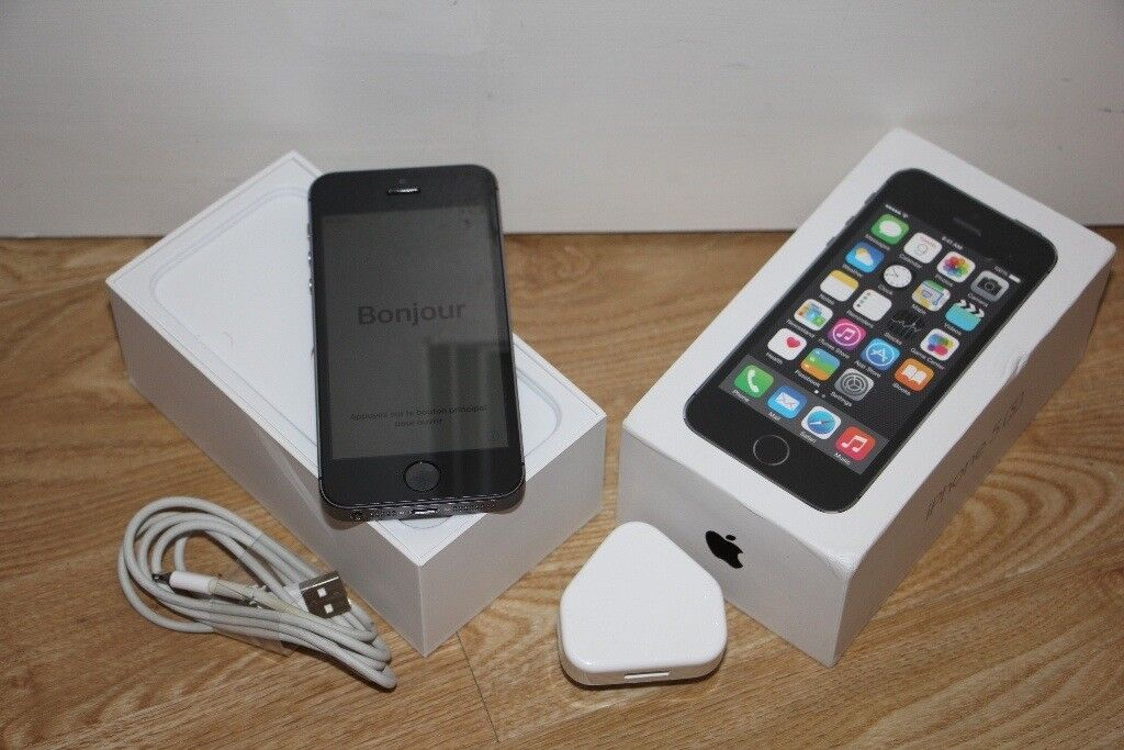 Apple iPhone 5s - 16GB - Space Grey