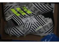 Adidas Nemeziz 17.1 FG football boots, brand new and in box. Size 9 (UK)