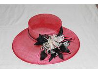 Ladies formal hat .